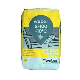 Jämebetoon Weber S-100 25kg talvine