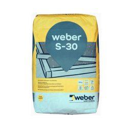 Tavabetoon Weber S-30 25kg talvine