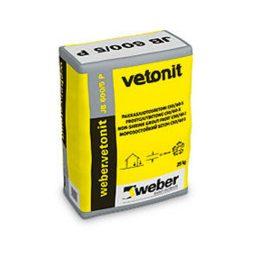 Jootebetoon Weber Vetonit 600/5 1000kg