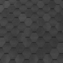 Bituumensindel Tegola Hexagonal (3m2) must