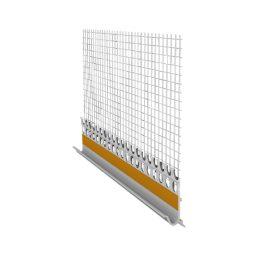 Veeninaprofiil fassaadile võrguga 2,5m