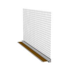 Aknaliiteprofiil fassaadile Sakret 2,4m