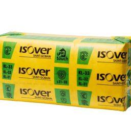 Klaasvill Isover KL 33 100mm (560x870) 3,90m2