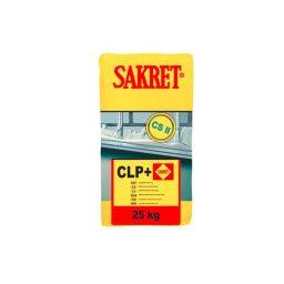 Pritskrohv Sakret (CLP) 25kg hall
