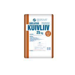 Liiv Silikaat 0-2mm 25kg