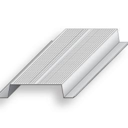 Metallkarkassi mütsprofiil MP-15/50/3,0m