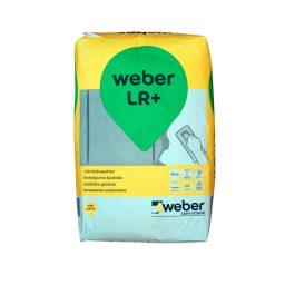 Viimistluspahtel Weber LR+ 20kg
