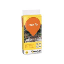 Plaatimissegu Weber Rock Fix 20kg