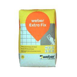 Plaatimissegu Weber Extra Fix 25kg