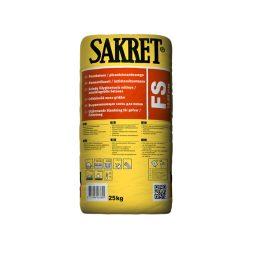 Põrandasegu Sakret (FS) 25kg