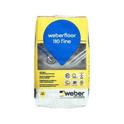 Põrandasegu Weber Floor 110 20kg