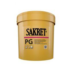 Aluskrunt Sakret (PG) 25kg