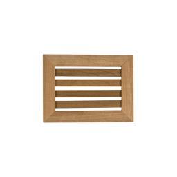 Sauna ventilatsioonirest termohaab 150x190mm