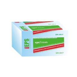 Soojustusplaat EPS 200-100 Foam 6m2
