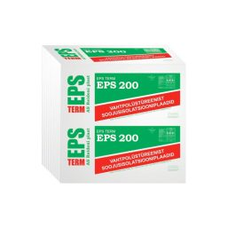 Soojustusplaat EPS 200-100 6m2