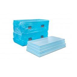 Soojustusplaat XPS 250 foam SL 70x585x1185mm 4,16m2