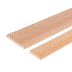 Sauna voodrilaud lepp SLP.15x90(80)mm