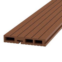 Terrassi starterlaud komposiit Light 25x150x4200mm pruun