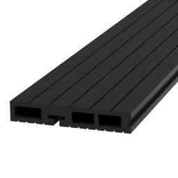 Terrassi starterlaud komposiit Light 25x150x4200mm tumehall