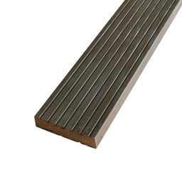 Terrassilaud lehis kuumõli D5 28x120mm hall