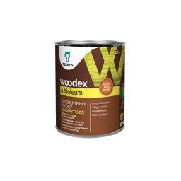 Puiduõli Woodex Bioleum 0,9L pruun