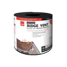 Katuseharja ventilatsioon rullis VentSure® Rigid Roll 0,3x6m
