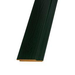 Välisvoodrilaud termokuusk Vivid Opaque C26 19x140mm roheline