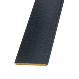 Välisvoodrilaud termokuusk Vivid Opaque C15 20x186mm tumehall