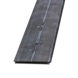 Välisvoodrilaud termokuusk Drift C15 20x186mm Black Pearl