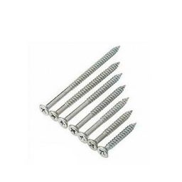 Wood screws for outdoor works