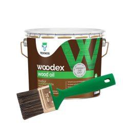 Wood oils and waxes
