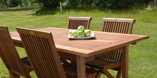 Kuidas aiamööblile suveks taas ilus välimus anda?