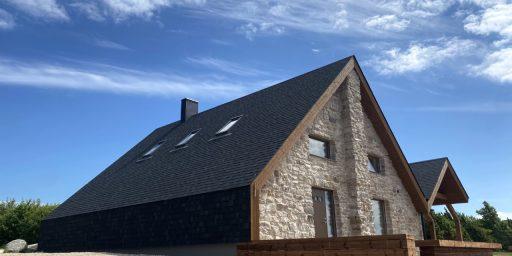 Bituumensindel on eramu katuseks kindel valik!