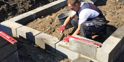 Kuidas ise terrassi vundamenti ehitada