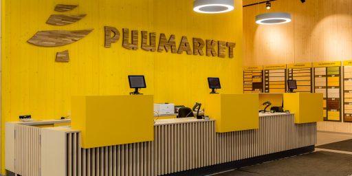 Pressiteade – Puumarket avas Eesti suurima innovaatilisest puitmaterjalist kaubandus- ja äripinna