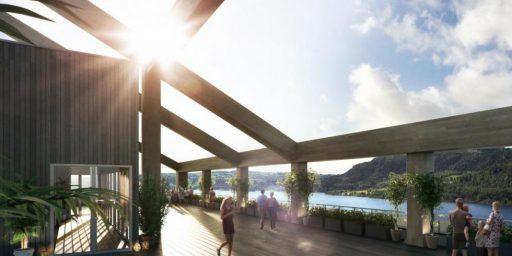Norrakad trumpavad eestlased üle: kerkib maailma kõrgeim puithoone!