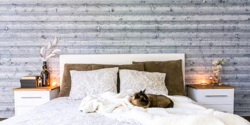Rustikaalne ja maalähedaselt viimistletud voodrilaud annab kodule hinge