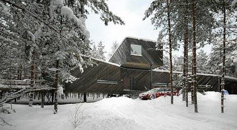 Uue aastatuhande puitmajad