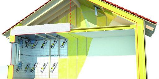 Kuidas saavutada hoonetes hea õhutihedus?