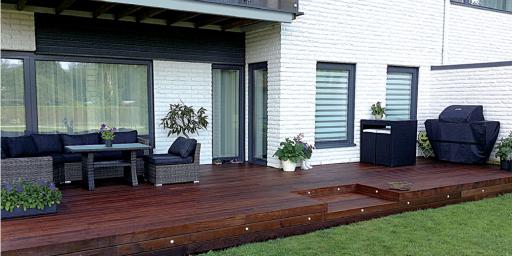 Millist terrassi valida rasketesse ilmastikutingimustesse?