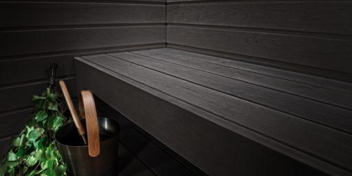 Tooniks sauna mustaks? Aga miks mitte!