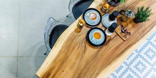 Märka puidu sõnumit — puit interjööris on taas väga trendikas!