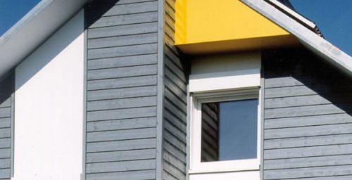 Kuidas hooldada puitmaja fassaadi?