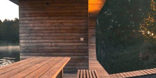 Veel parimatest puitehitistest: võitis ilus raam vaatele