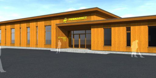 Puumarket kasvatab projektimüüki nii ehitusfirmadele kui ka eraehitajale!