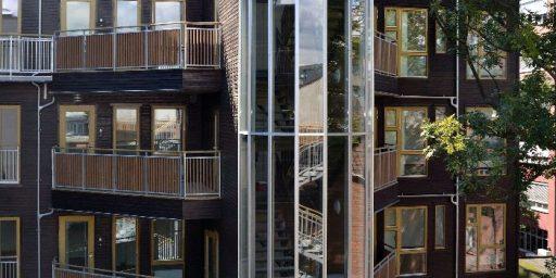 Aasta Tehasemaja 2011 on Kodumaja AS-i korterelamu Oslos