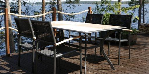 Õigesti hooldatud terrassipõrand püsib kauem kaunis