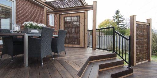 Miks võiksin valida termotöödeldud terrassi?